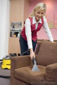 Химчистка мягкой мебели на дому  в  Молодечно. - Изображение #4, Объявление #1062978