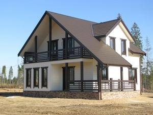 Производство и строительство каркасных домов. Молодечно - Изображение #1, Объявление #1685801
