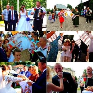 Ведущий на юбилей свадьбу поющий тамада под баян и эстраду дискотека по Беларуси - Изображение #3, Объявление #1695238