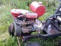 продам малогабаритный,  компактный самодельный трактор