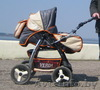 коляска джип-трансформер с рождения до 3х лет продаю