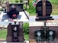 Памятники и ограды из гранита и гранитной крошки
