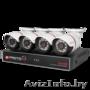 Видеонаблюдение,  видеодомофоны,  системы охраны периметра,  GSM-сигнализации.